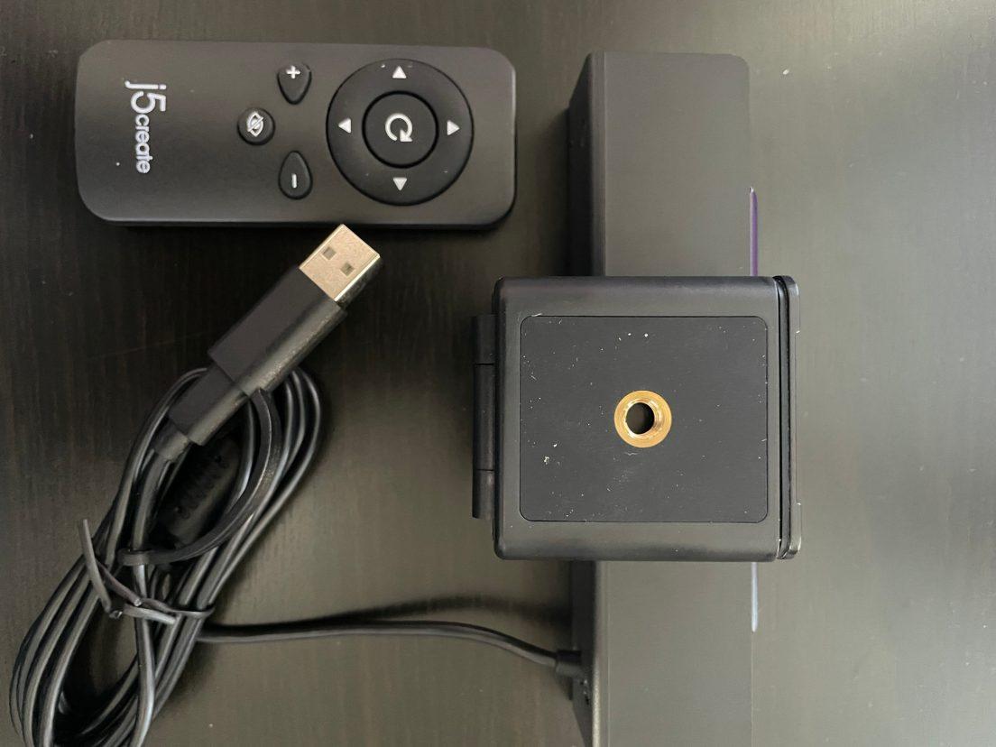j5Create USB 4K Ultra HD Webcam - Review 3