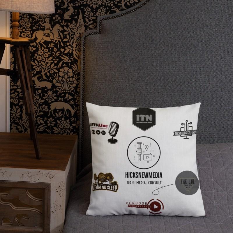HNM Family Premium Pillow (18x18) 1