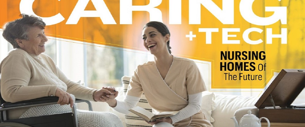 Caring and Tech: Nursing Homes of the Future 1