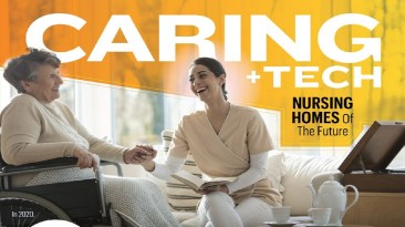 Caring and Tech: Nursing Homes of the Future 4