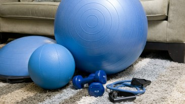 How To Work Out Safely At Home 2