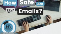 how safe are your emails