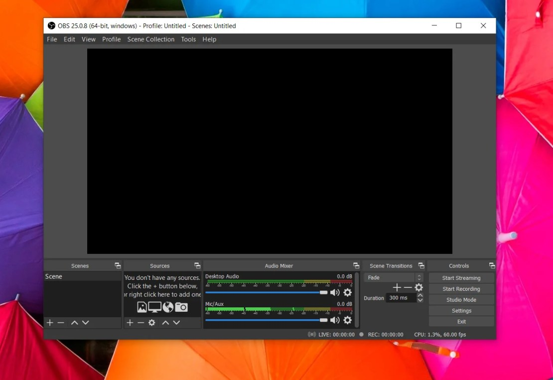 Download & Install OBS Software