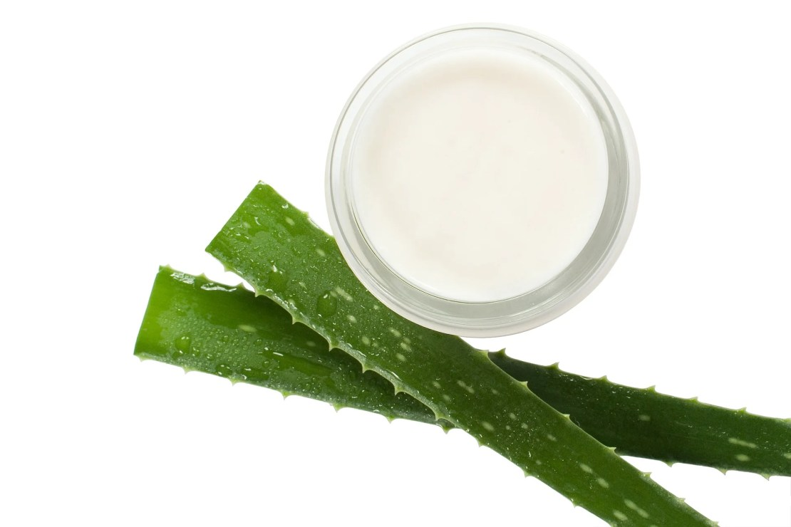 Tea Tree Oil And Aloe Vera for acne and pimples