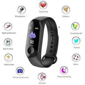 Innovative product for students and youths - Smart wrist band