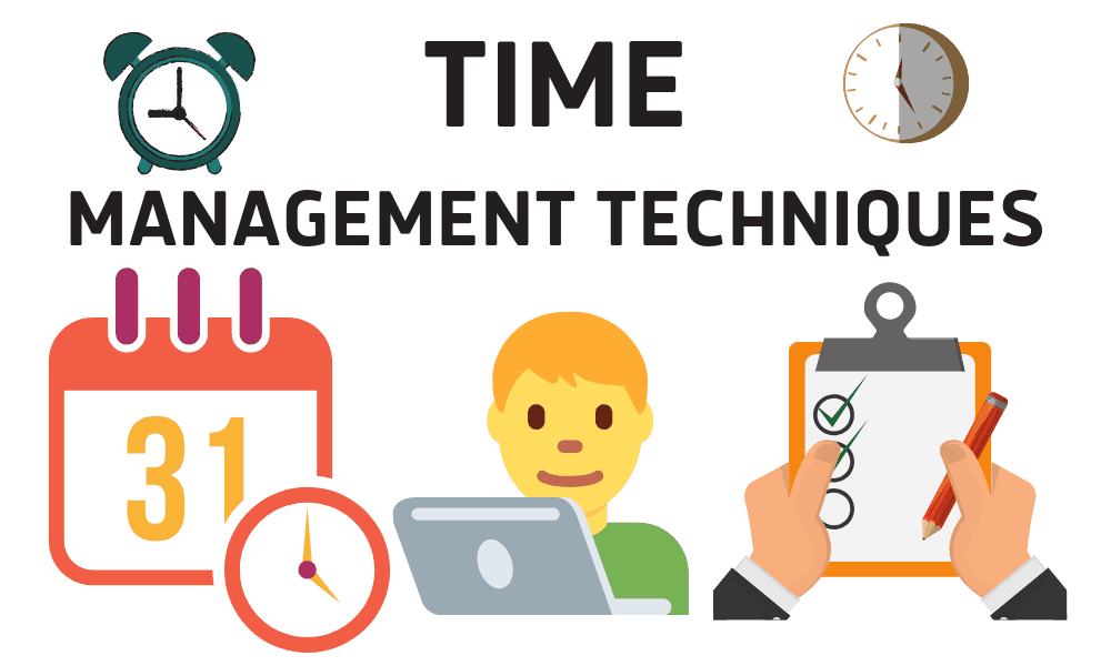 time management techniques