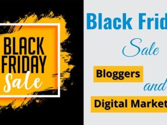 black friday deals for bloggers and digital marketers