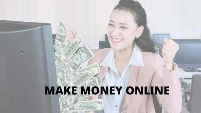 make money online blogging niche