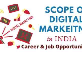 scope of digital marketing in india career and job opportunities