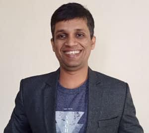 InfoTalks author bio Gaurav
