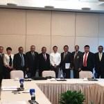 Pertemuan Antara Menteri Koordinator Perekonomian dan Menteri Kominfo dengan CEO Alibaba