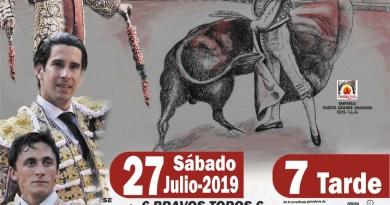 Corrida de toros en Almadén