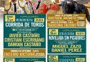 Variedad de espectáculos en la Feria Taurina de Méntrida