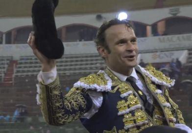 Incontestable triunfo de Antonio Ferrera en Guadalajara