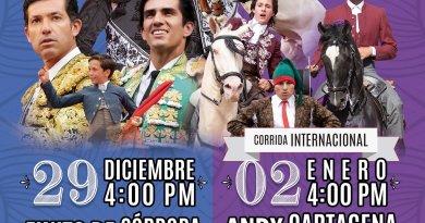 Dos festejos taurinos en Tlaltenango