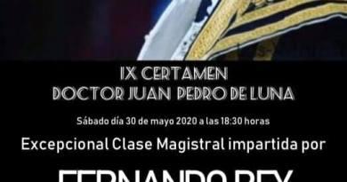 IX Certamen Doctor Juan Pedro de Luna en La Malagueta