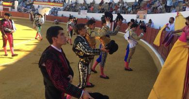 Seleccionados los 12 novilleros semifinalistas del Ciclo de las Escuelas Taurinas de Andalucía