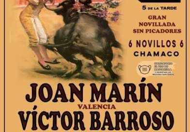 Sanlúcar de Barrameda celebrará una novillada sin picadores el 3 de octubre