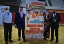 Enrique Ponce, Curro Díaz y Sebastián Castella en la Feria de las Angustias de Granada