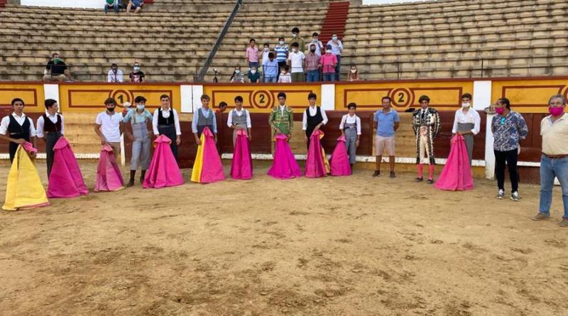 Antonio Ferrera será homenajeado por la Escuela Taurina de Badajoz