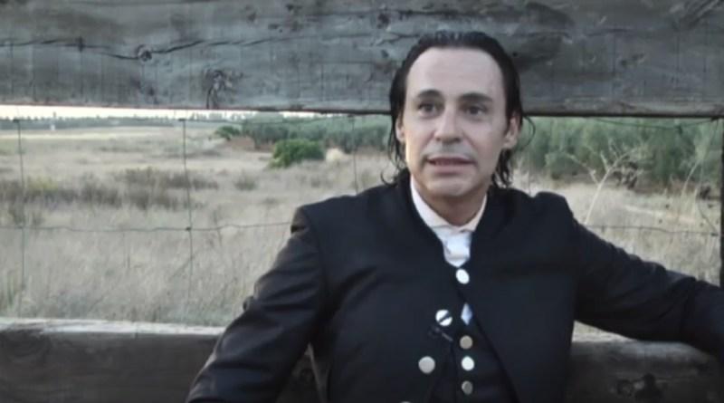 Grave percance en el campo del matador de toros Juan Manuel Benítez
