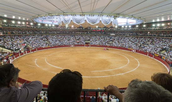 Suspendida la Feria Taurina de San Jorge en Zaragoza
