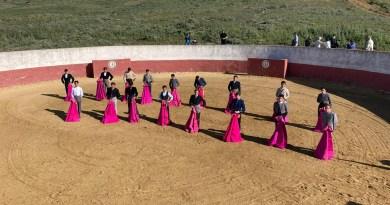 La ganadería de Torres Gallego albergó la primera selección para participar en las novilladas de Canal Sur TV