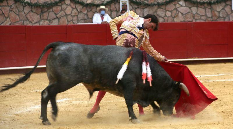 """Adrián de Torres: """"El toro Iñaki, de Fernando de la Mora, ha cambiado mi forma de ver el toreo"""""""