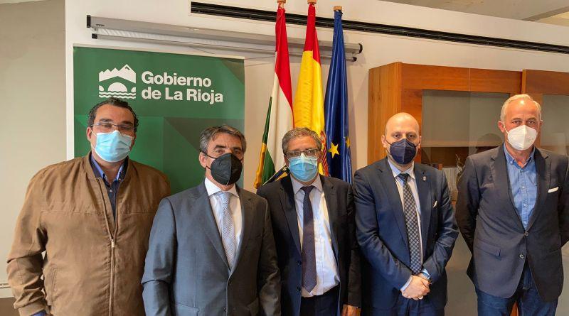 La FTL se reúne con el Gobierno de La Rioja para tratar los problemas del sector taurino en la Comunidad