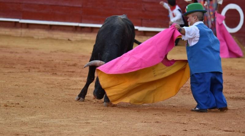 Gran éxito del Popeye Torero en Huelva