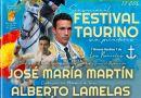 Festival taurino sin picadores en La Puerta de Segura