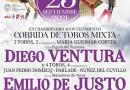 Emilio de Justo entra en la corrida del sábado en Arnedo