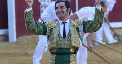 Morante cuaja una gran faena y triunfa junto a Daniel Luque en una tarde para el recuerdo en Almodóvar del Campo