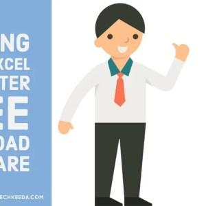 free pdf to excel converter