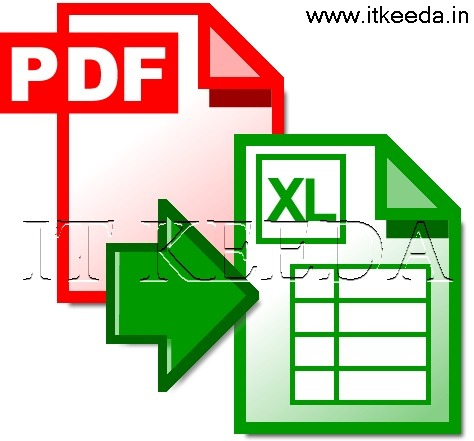 Convert PDF to EXCEL with Aiseesoft PDF to Excel Converter