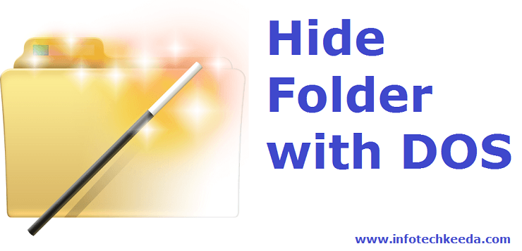 hide Folderwith DOS