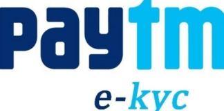 paytm kyc online verification