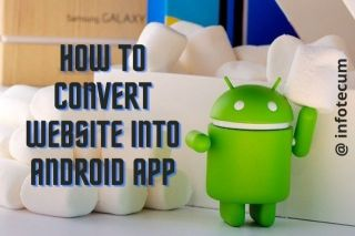 How To Convert Website Into Android App