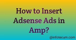 AdSense ads in an amp