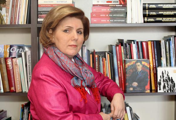 521 млн драмов: Асмик Погосян проела деньги на памятники, оперу, школы, танцы, концерты, музеи, библиотеки...