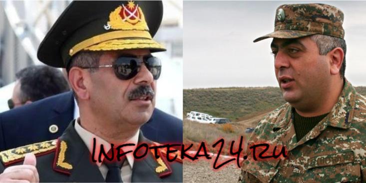 Арцрун Ованнисян ответил на очередную фантазию Закира Гасанова об «успешной операции»