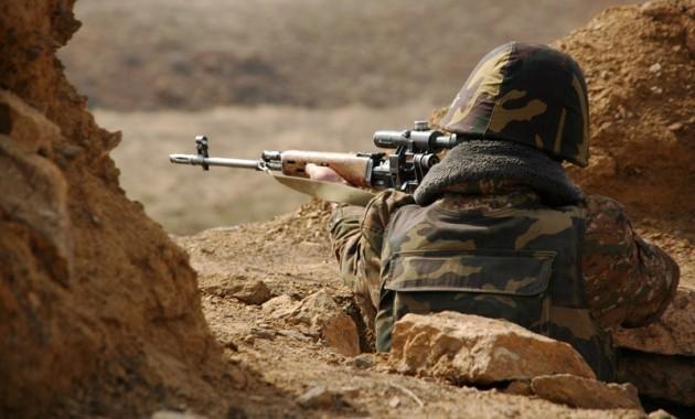 азербайджанских позиций