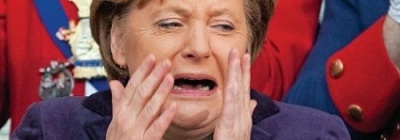 Меркель угодила
