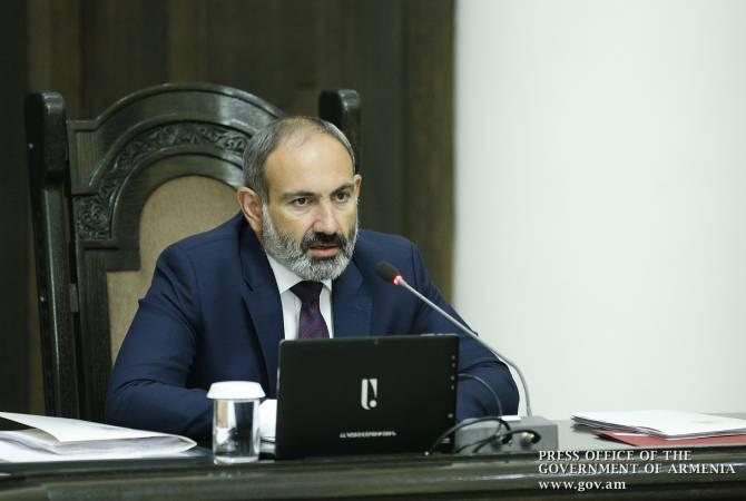 Премьер Армении напомнил российским кругам о Серже Саргсяне