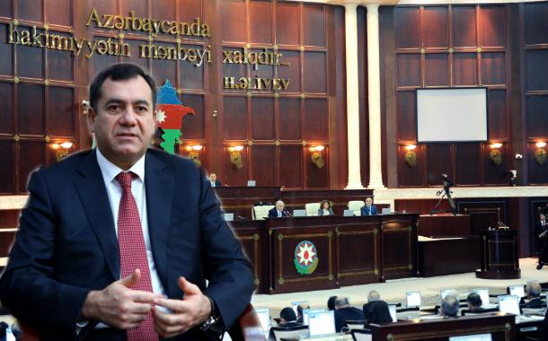 Азербайджанский депутат обвиняет Россию в причастности к событиям в Гандзаке(Гянджа)