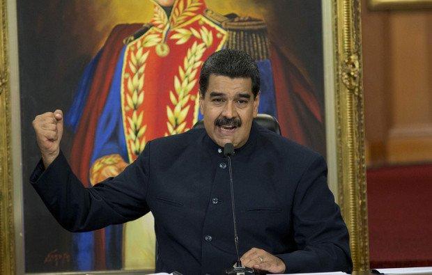 президента Венесуэлы