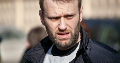 Навальный пробыл
