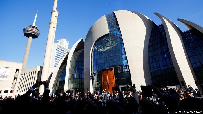 турецкой мечети