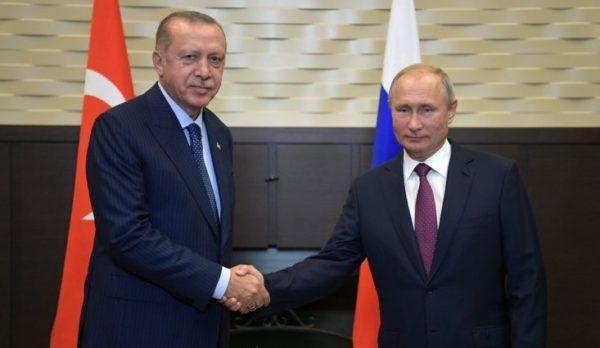 Эрдоганом намерен