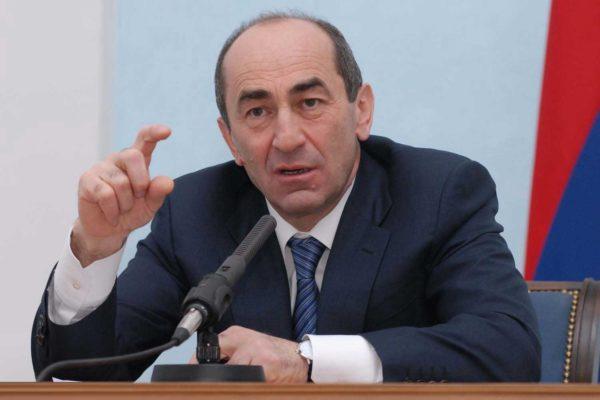 Источник: Роберт Кочарян выводит свои активы из Армении